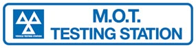 MOT Testing Station At Ganton Service Station, Staxton, Scarborough