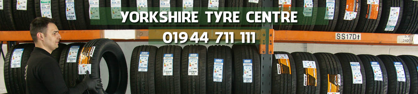 Yorkshire Tyre Centre Tyre Fitting